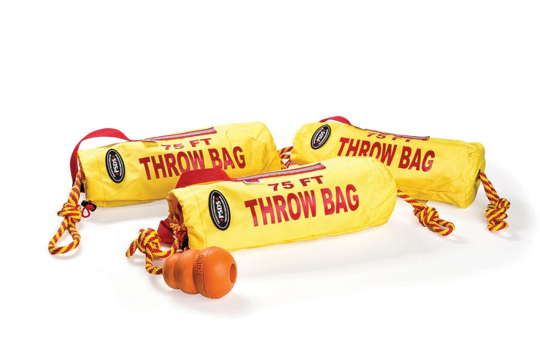 PSDS 75 FT Throw Bags